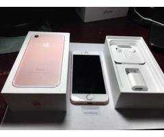 Apple iPhone 7 256 GB  ---  $400