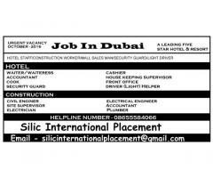 Accountant job in Canada Singapore & Dubai