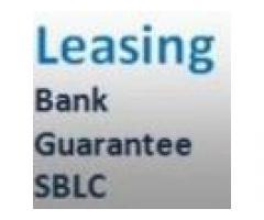 OFFER FOR LEASE BG,SBLC AND MTN