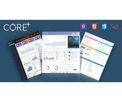 Latest Responsive Bootstrap Laravel Admin Template