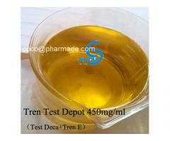 Mix finished oil Tren test depot 450mg/ml Inject oil