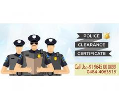 UAE POLICE CLEARANCE CERTIFICATE