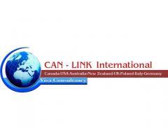 Can Link International- Visa Consultant in Vadodara