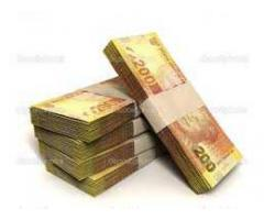 Investments Loans up to 750,000.000 Rand