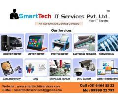 SmartTech- Computer|Laptop|Printer|Sale,Repair&Service|Cartridge Refilling|CCTV|Website|Mobile