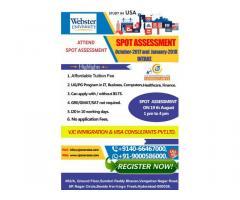 Overseas Education & Visa Consultants in Hyderabad