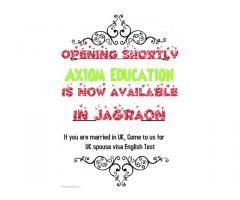 ilets life skills a1&b1 esol test centre for uk spous visa in jugial, jagraon, ludhiana