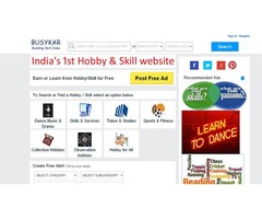 Hobby Classes in PATNA  Listing website WWW.BUSYKAR.COM