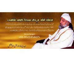 Inter cast love marriage specialist Molvi Baba ji +91-9521454475