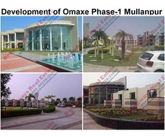 Fresh Booking Re-Opensfor Floors and Plots atOmaxe New Chandigarh